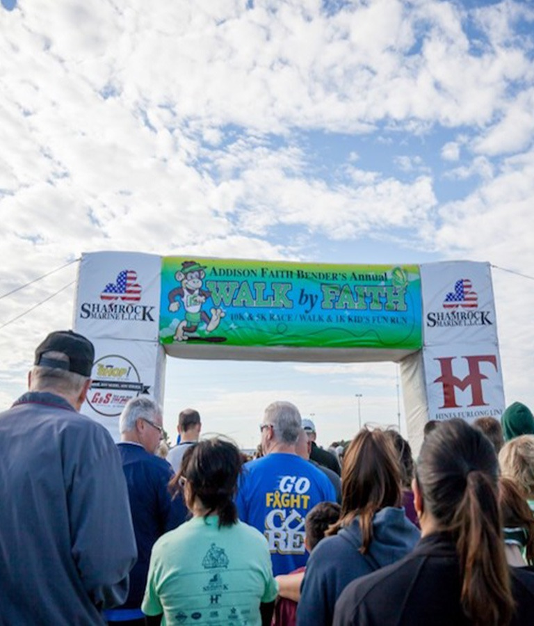 9th Annual Walk By Faith 5K Race/Walk & 1K Kid's Fun Run